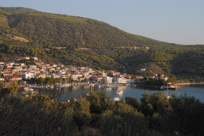 Overview of Epidavros