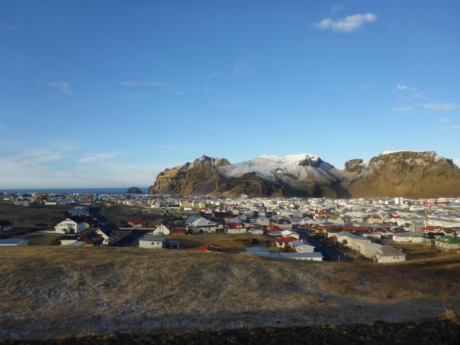 Settlement on Vestmannaeyjar