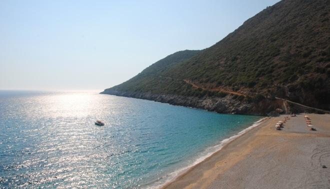 Gjiipe Bay