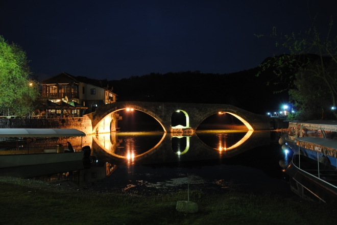 Old bridge in Rijeka Crnojevića