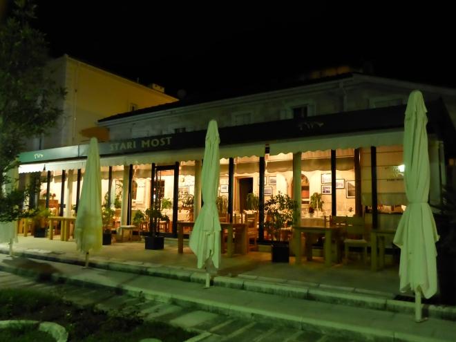 Stari Most restaurant