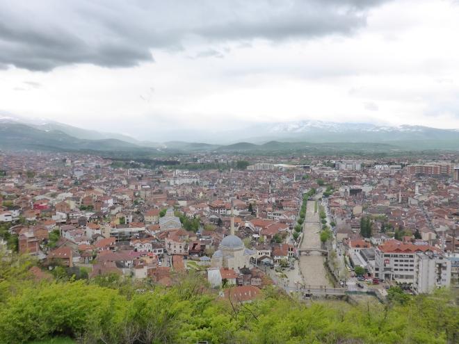 View of Prizren