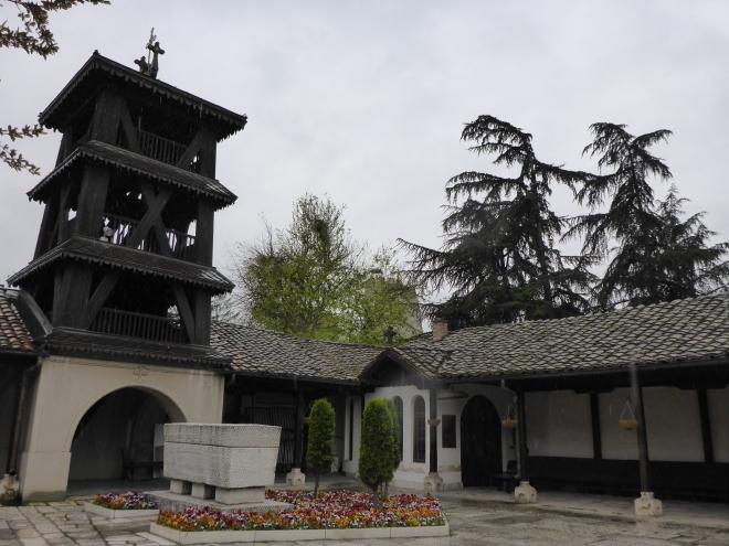 Church of the Holy Saviour.