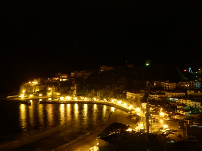 Ulcinj by night