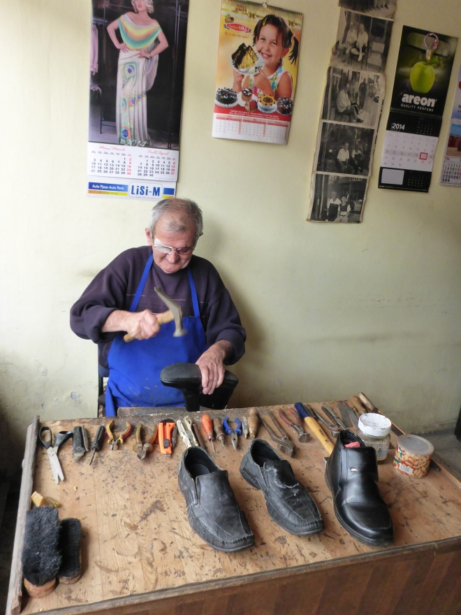 The nice shoemaker