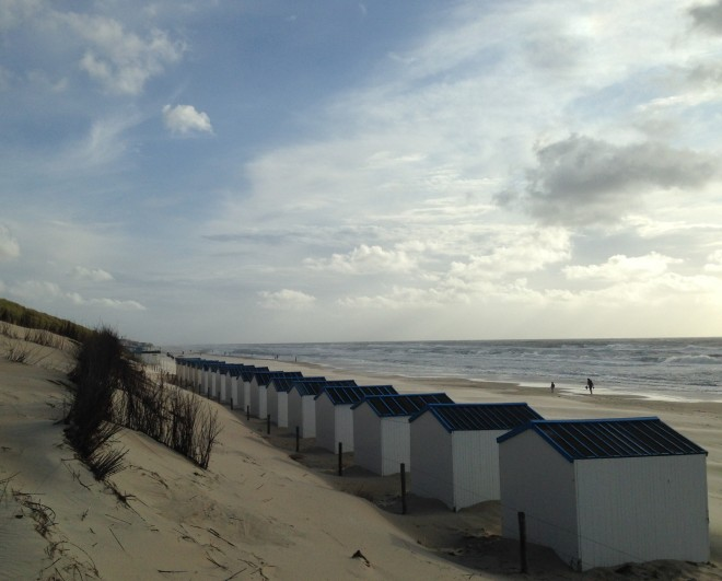 Beach houses by Texelcamping Kogerstrand on Texel