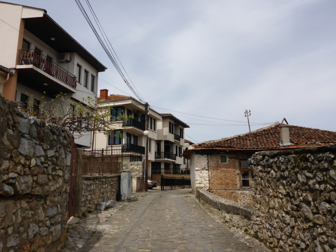 Charming street in Ohrid 4