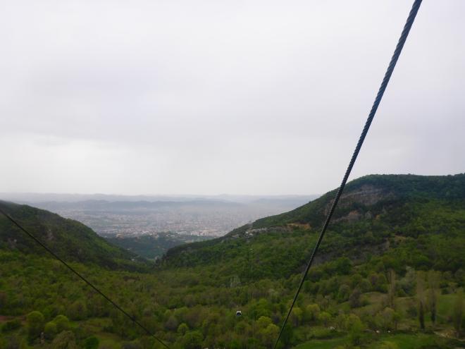 Dajti Expres in Tirana 2