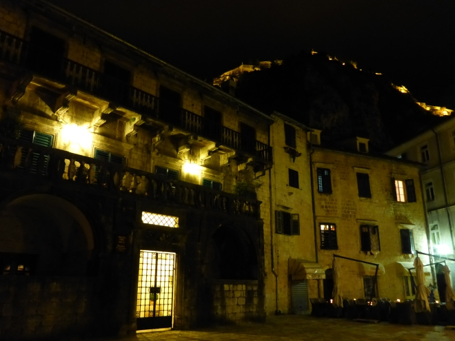 Kotor by night 2