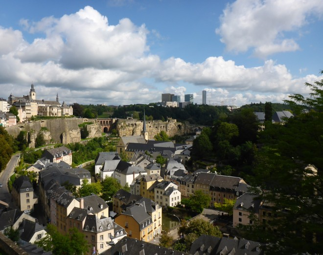 Overview of Grund in Luxembourg