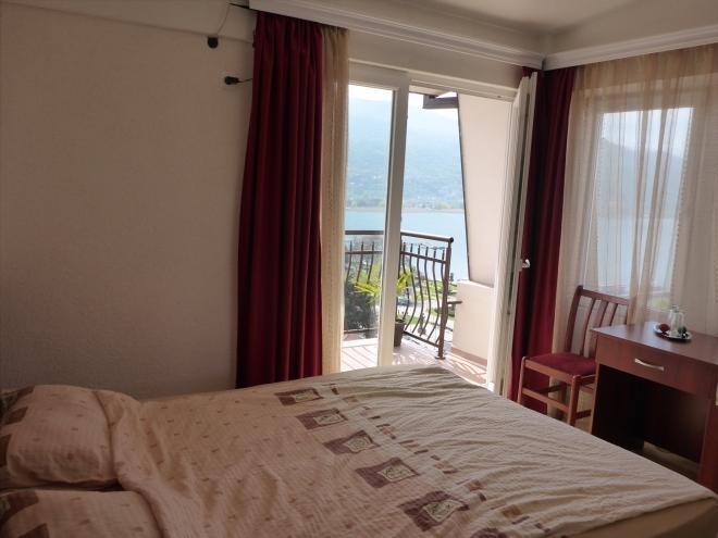 Room #13 at Vila Mesokastro in Ohrid.