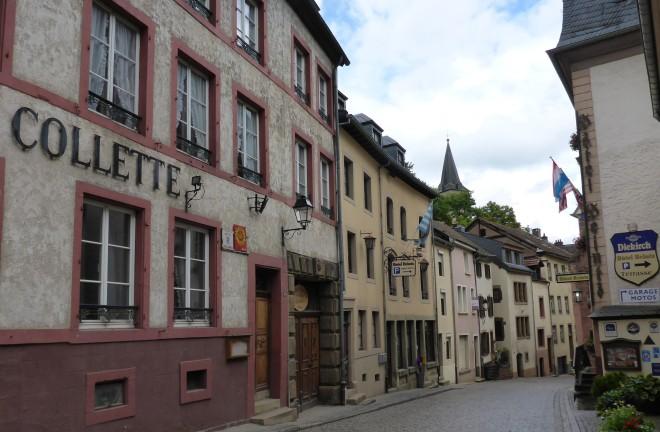 Viaden streets, Luxembourg2