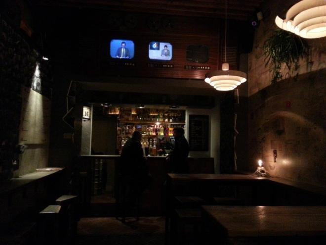 Komisariat bar