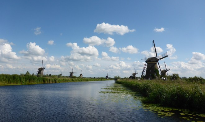 Mills in Kinderdijk 2