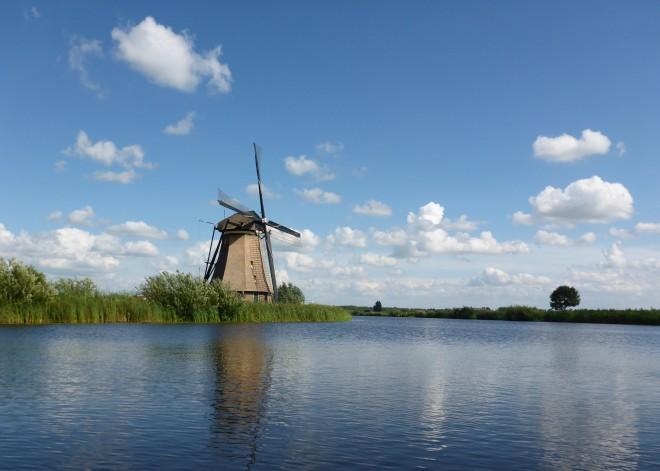 Mills in Kinderdijk 3