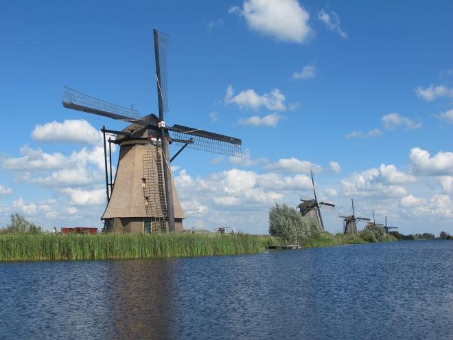Mills in Kinderdijk 4