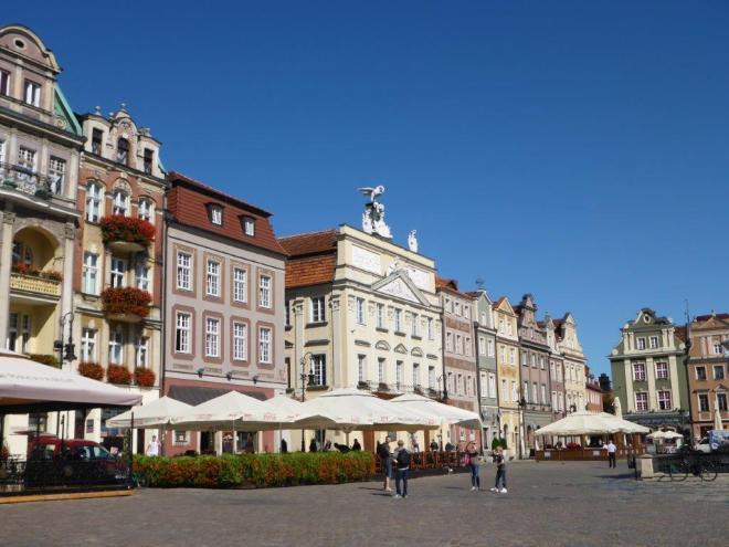 Poznan market square 3