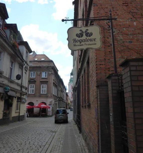 Rogalowe museum in Poznan