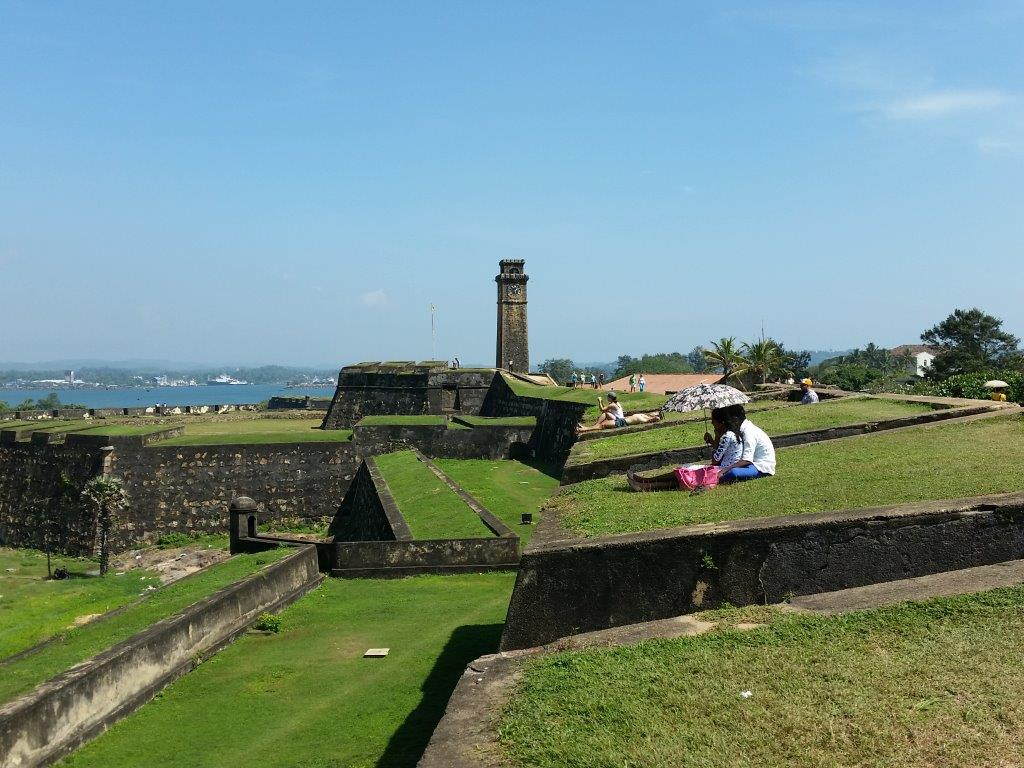Galle, a UNESCO World Heritage Site – Life is a journey!