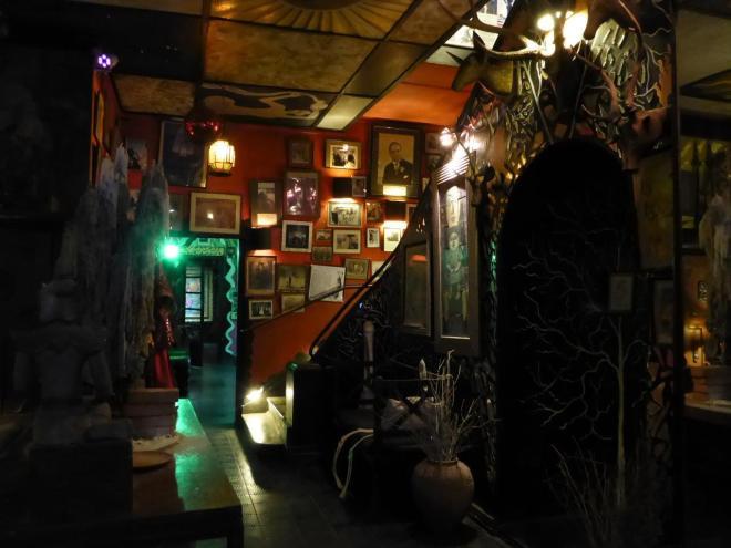 Helga's Folly in Kandy, Sri Lanka 2