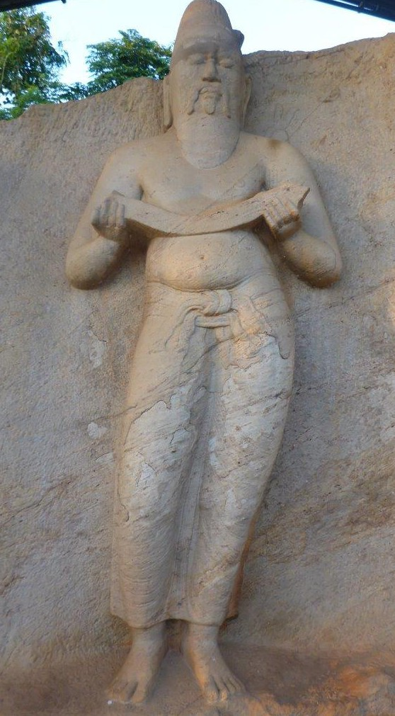 The statue of Parakramabahu