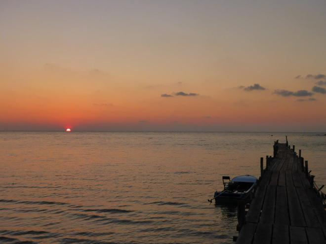 Another sunset at Koh Kood