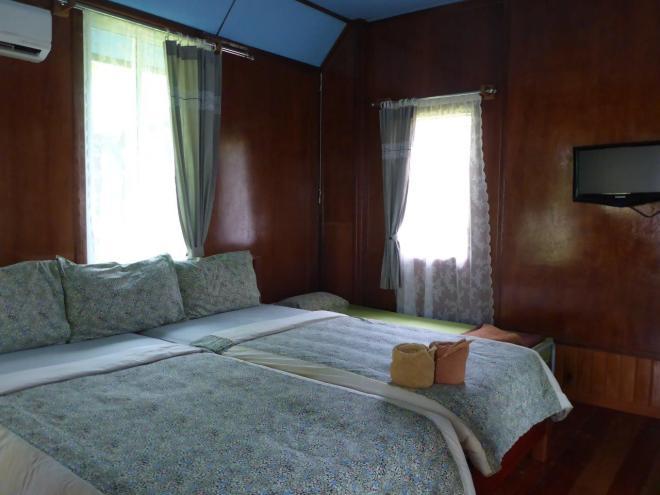 Bedroom at Dusita Resort, Koh Kood