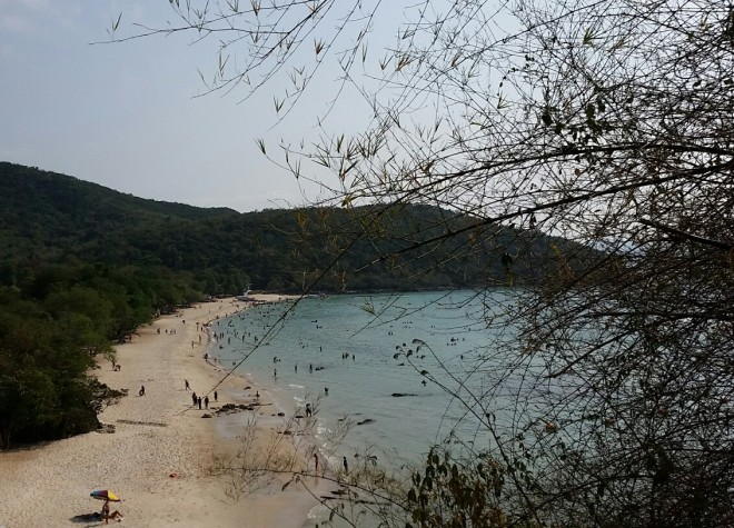 Sai Kaew Beach outside Pattaya, Thailand