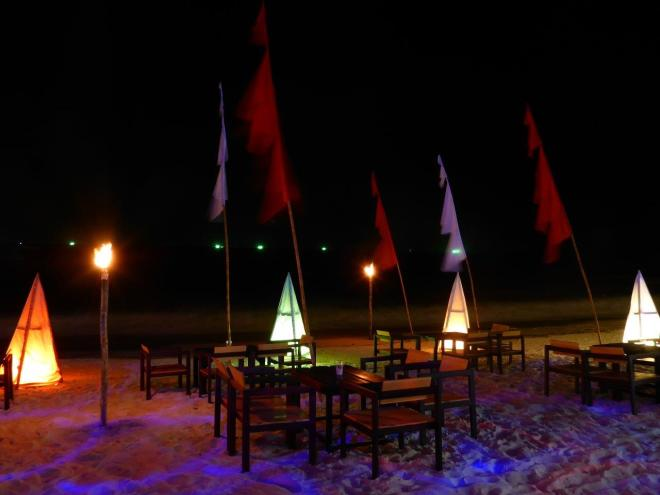 Beach bar at Koh Samet