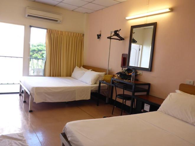 The room at The Atlanta Hotel in Bangkok