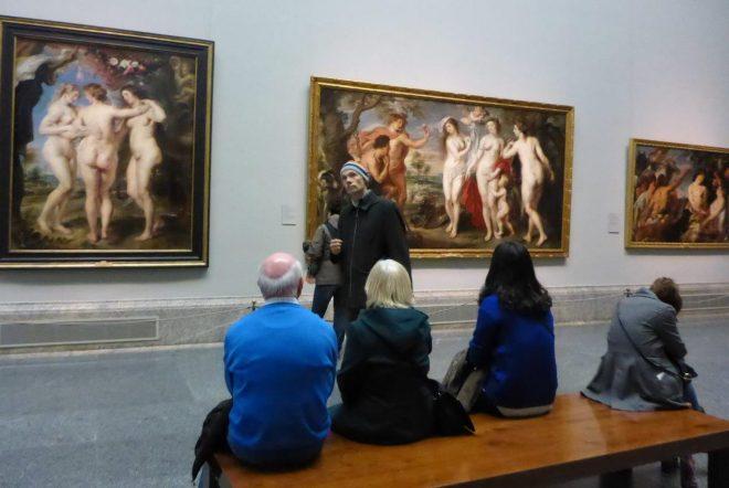 Prado National Museum. Madrid, Spain.