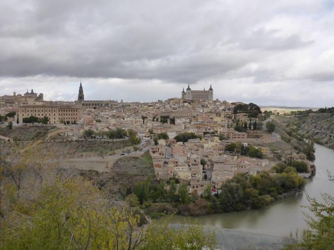 Toledo, nearby Madrid, Spain.