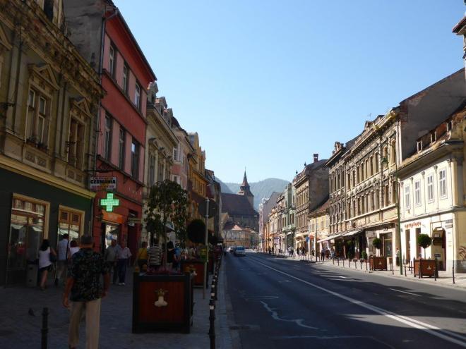 Brasov streets