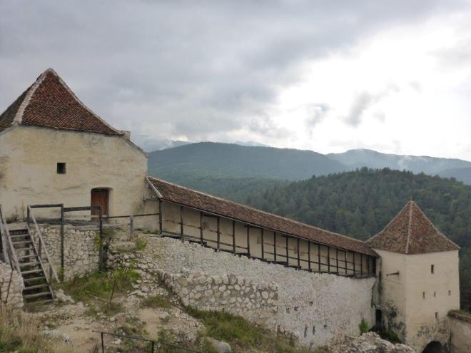 Rasnov Citadel4
