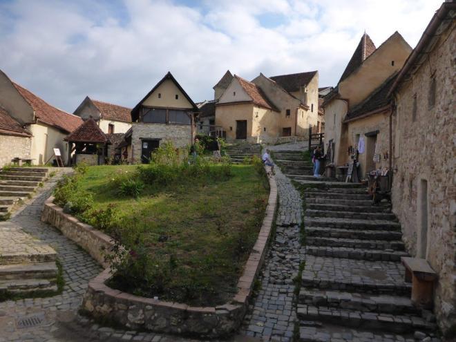 Rasnov Citadel7