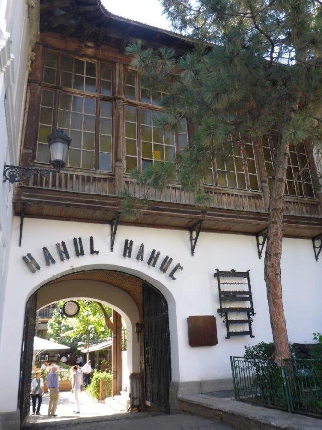 Hanu'lui Manuc Inn