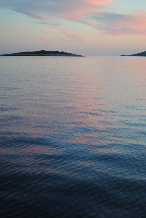 Another sunset, Kornati islands, Croatia
