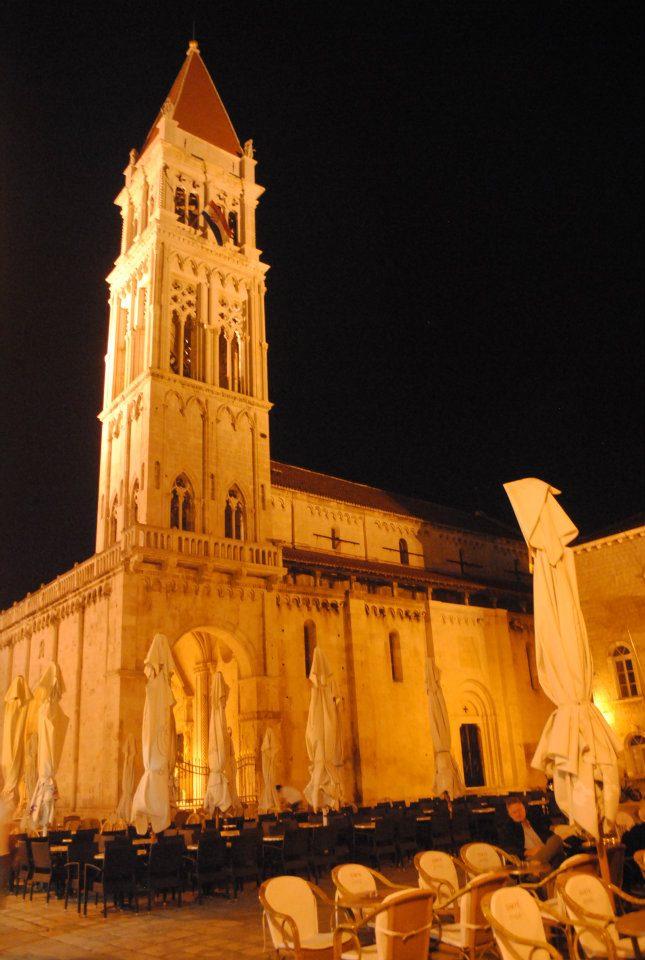 Church in Trogir, Croatia
