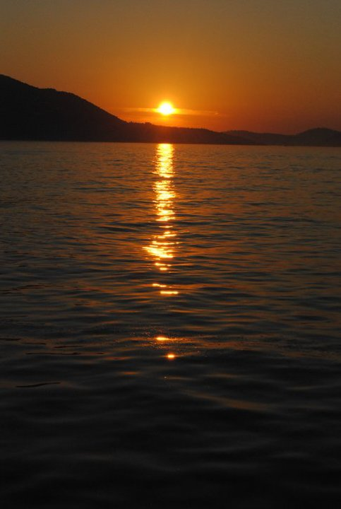 More sunset, Croatia