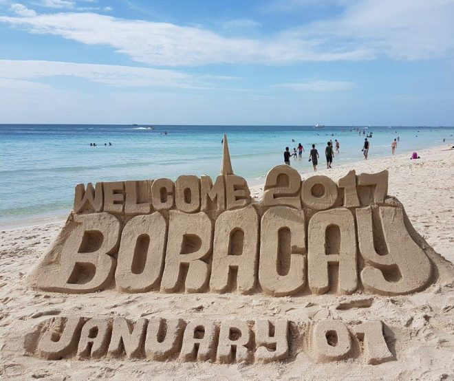 Boracay Beach: Boracay Island, The Philippines