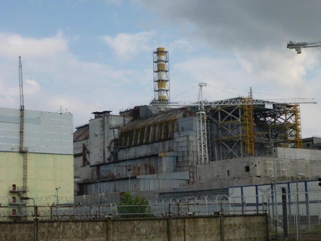 Reactor 4. Chernobyl, Ukraine